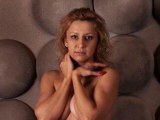 EvaDi recorded naked